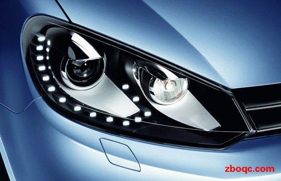 日间行车灯所采用的led为发光体,led又称发光二极管,它不像高清图片